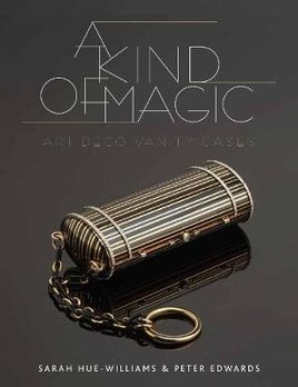 Sarah Hue Williams Book - A Kind of Magic - Art Deco Vanity Cases