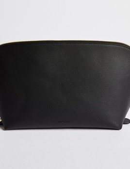 PAQME PAQME Extra Large Travel Case - Leather - Blk