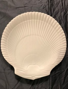 BECKER MINTY Vintage Wedgwood - Dinner plate - Moonstone (matte cream finish) - 28cm - UK c.1970