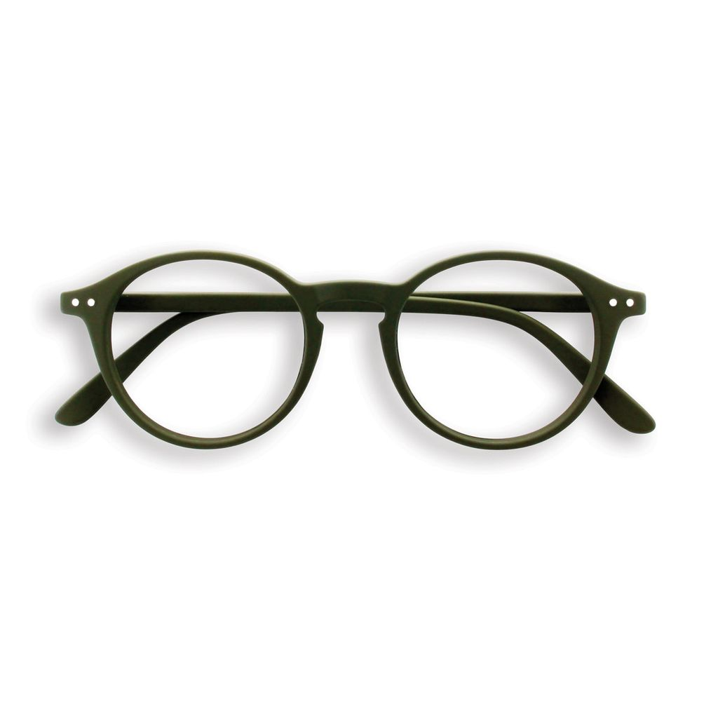 Until/See Concept IZIPIZI - Reading Glasses Shape #D - +1 to +3 diopters