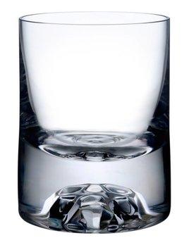 Nude Glass Shade Skull Whisky Glass / Tumbler - Set of 2