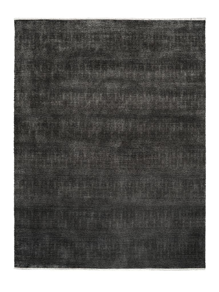 Armadillo & Co - PARAGON - Heirloom Collection - Wool - Flint - 2.4x3m - Handmade in India Under Fair Trade Standards