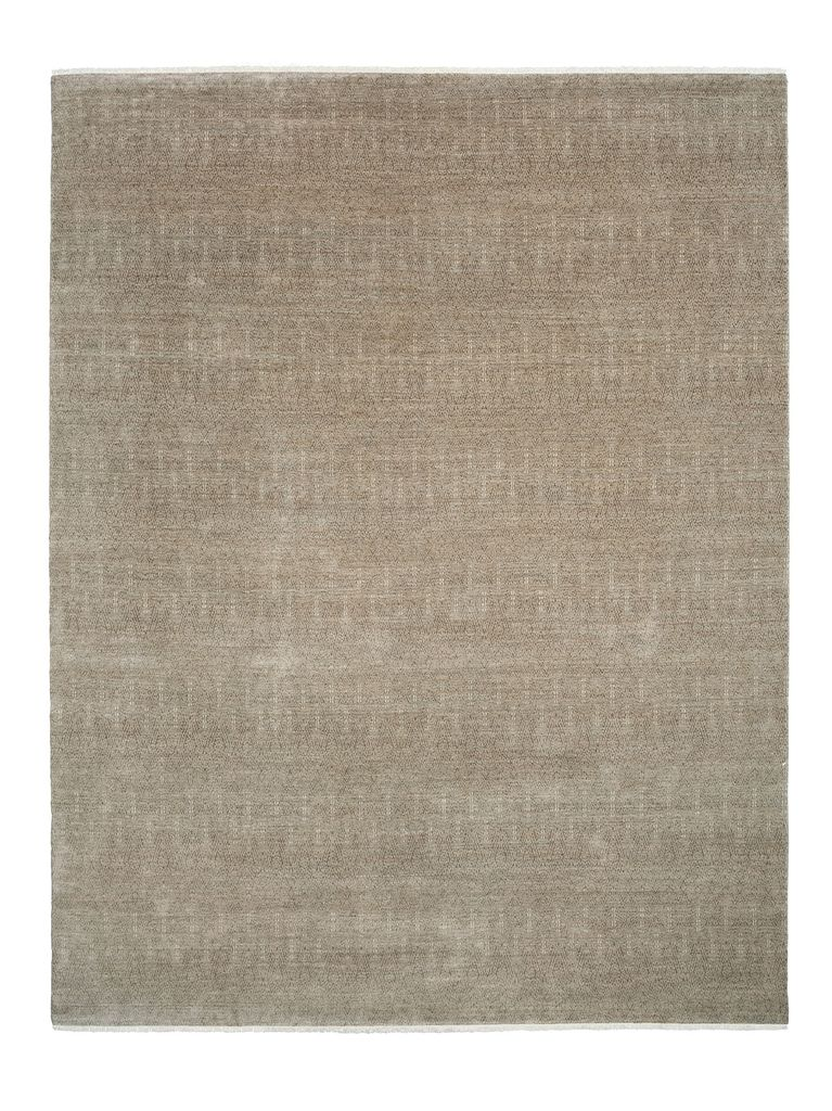 Armadillo & Co - PARAGON - Heirloom Collection - Wool - Sepia - 2.4x3m - Handmade in India Under Fair Trade Standards
