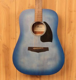 Ibanez Ibanez PF18WDB Acoustic Guitar in Washed Denim Burst Open Pore