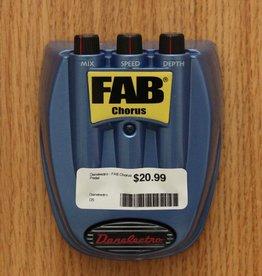 Danelectro Danelectro - FAB Chorus Pedal