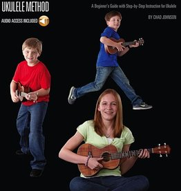 Hal Leonard Hal Leonard Ukulele for Kids - A Beginner's Guide Method Book