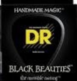 DR DR BLACK BEAUTIES™ - BLACK Coated Electric: 10, 13, 17, 26, 36, 46