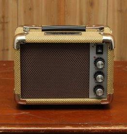 Kala Kala Portable Tweed Acoustic Amplifier and Charger