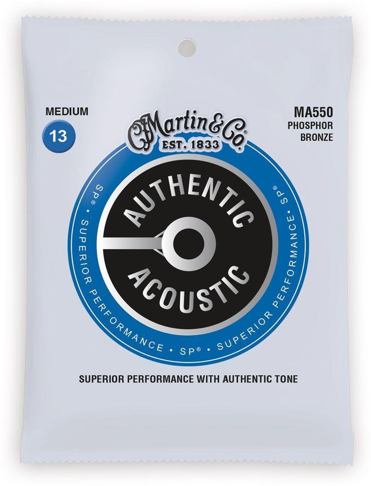 Martin Martin Authentic Acoustic SP Medium, 13-56