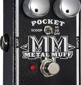 Electro Harmonix Electro Harmonix Pocket Metal Muff Distortion Effect Pedal