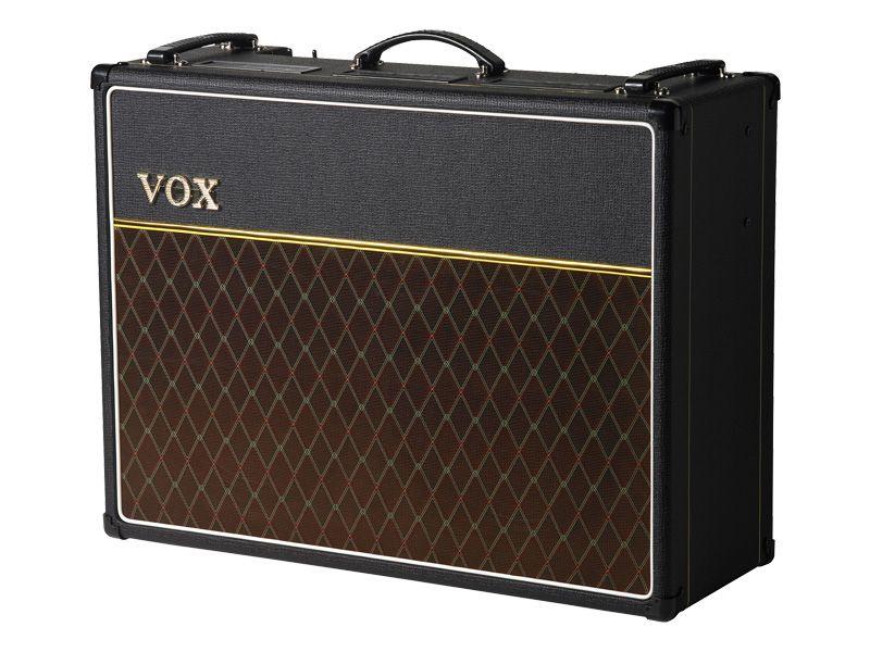 "Vox Vox 30 watt 2x12"" combo with Celestion Greenback speakers"