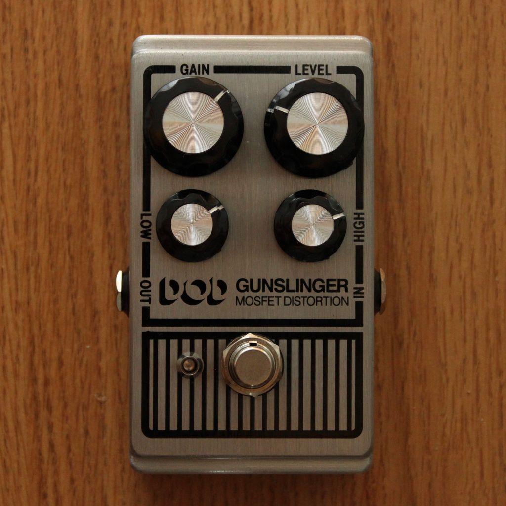 DOD DOD Gunslinger Distortion Pedal