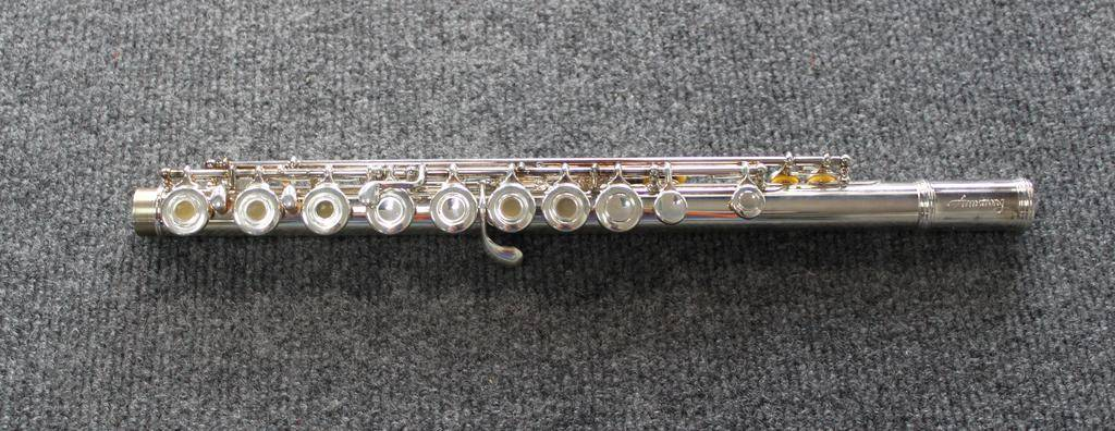 Used Armstrong Flute