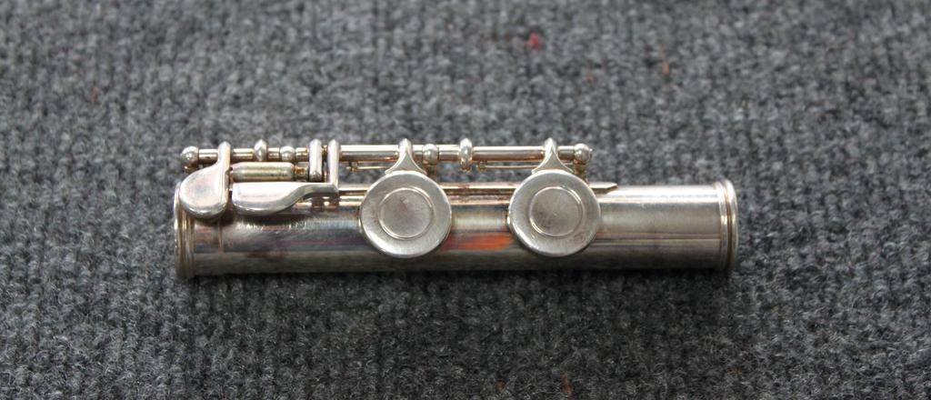 Used Gemeinhardt SP72 Flute