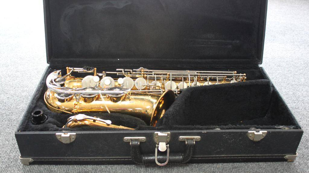 Used LeBlanc Vito Alto Saxophone