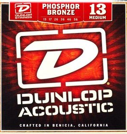 Dunlop Dunlop Phosphor Bronze Medium Acoustic Strings