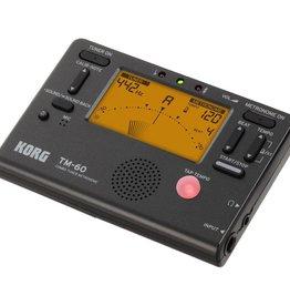 Korg Korg Combo Tuner/Metronome w/Folding Stand - Black