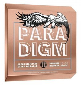 Ernie Ball Paradigm Extra Light Phosphor Bronze Acoustic Guitar Strings