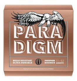 Ernie Ball Paradigm Light Phosphor Bronze Acoustic Guitar Strings
