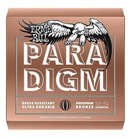 Ernie Ball Paradigm Medium-Light Phosphor Bronze Acoustic Guitar Strings