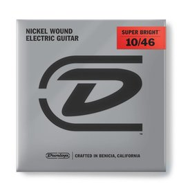 Dunlop Dunlop Super Bright Electric Strings - .010-.046 Medium