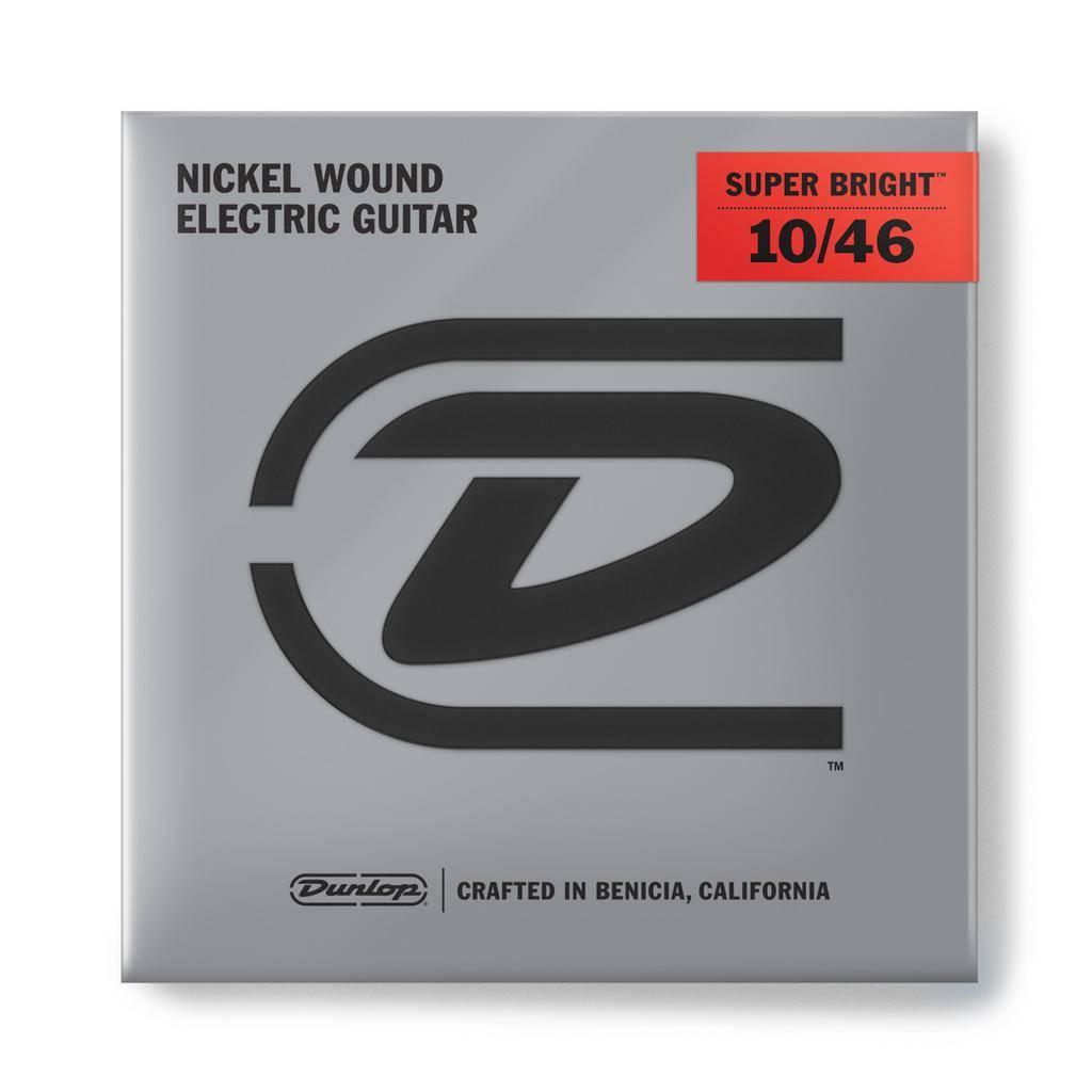 Dunlop Dunlop Super Bright Electric Strings - .010-.046 Medium