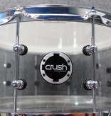 "Used Crush 14 x 7"" Acrylic Snare Drum"