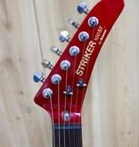 Used Kramer Striker 100ST in Cherry Red