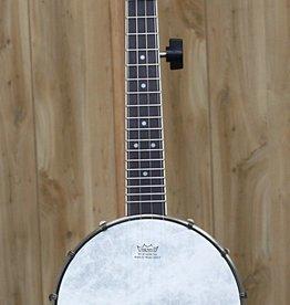 Kala Kala Black Concert Ukulele Banjo w/Bag