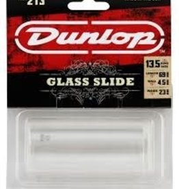 Dunlop Dunlop 213 Pyrex Glass Slide - Heavy Wall Thickness - Large