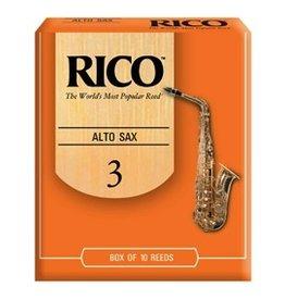 Rico Rico Alto Sax 3pk #3 Reeds