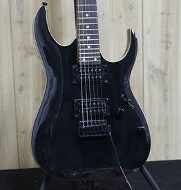 Ibanez Ibanez GIO RGA 6str Electric Guitar  - Black Night