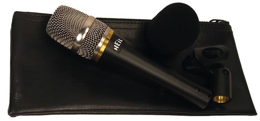 Heil Heil PR-20UT<br />Great for vocals or instruments!<br />One of the best made
