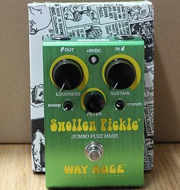 Dunlop MXR Way Huge Swollen Pickle MKIIS Jumbo Fuzz
