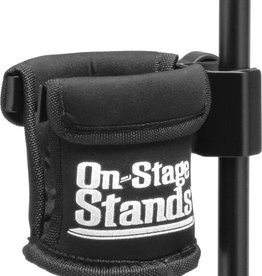 On Stage On Stage Clamp-on Drink Holder