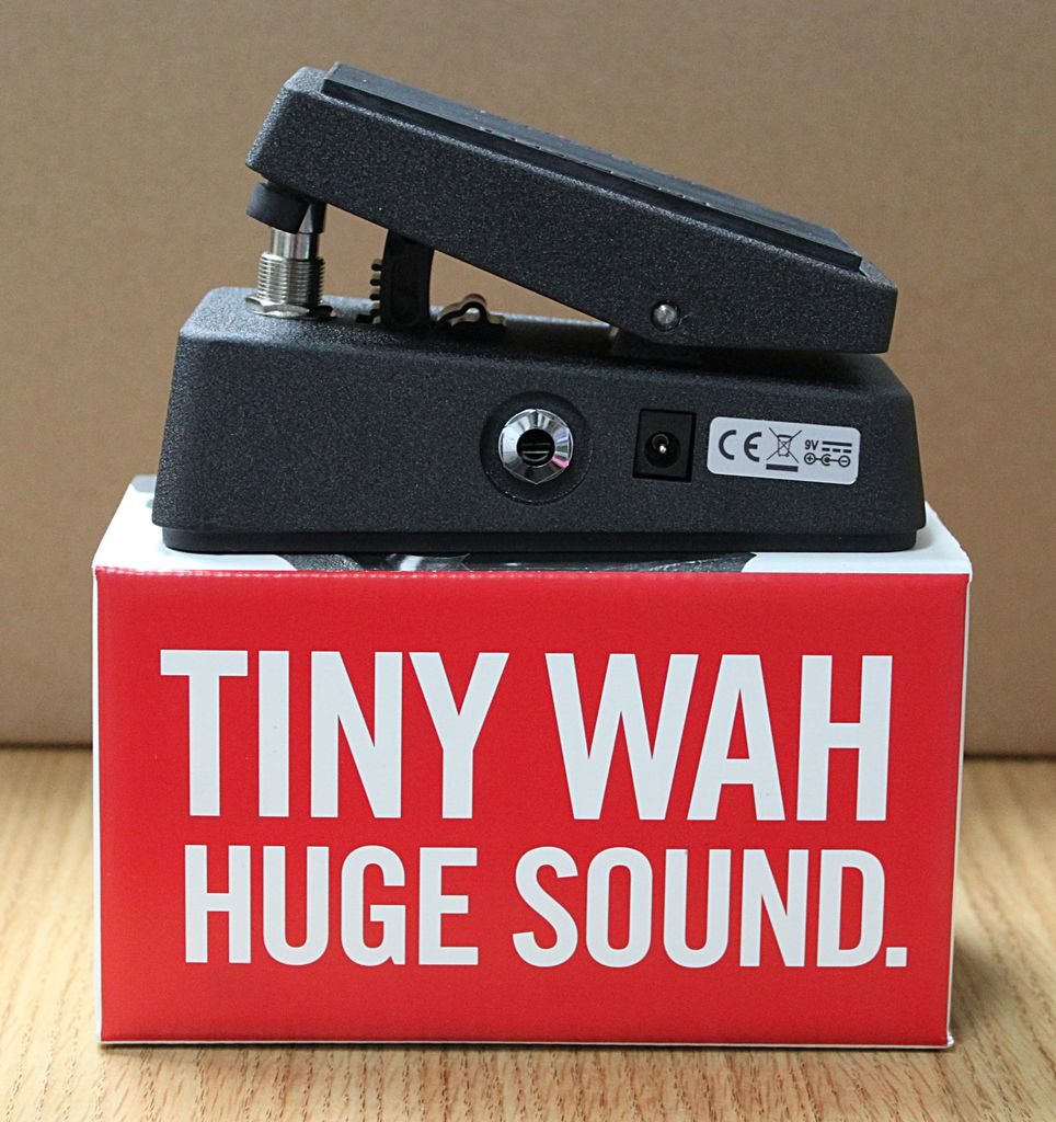 Dunlop Dunlop Cry Baby Mini Wah Pedal