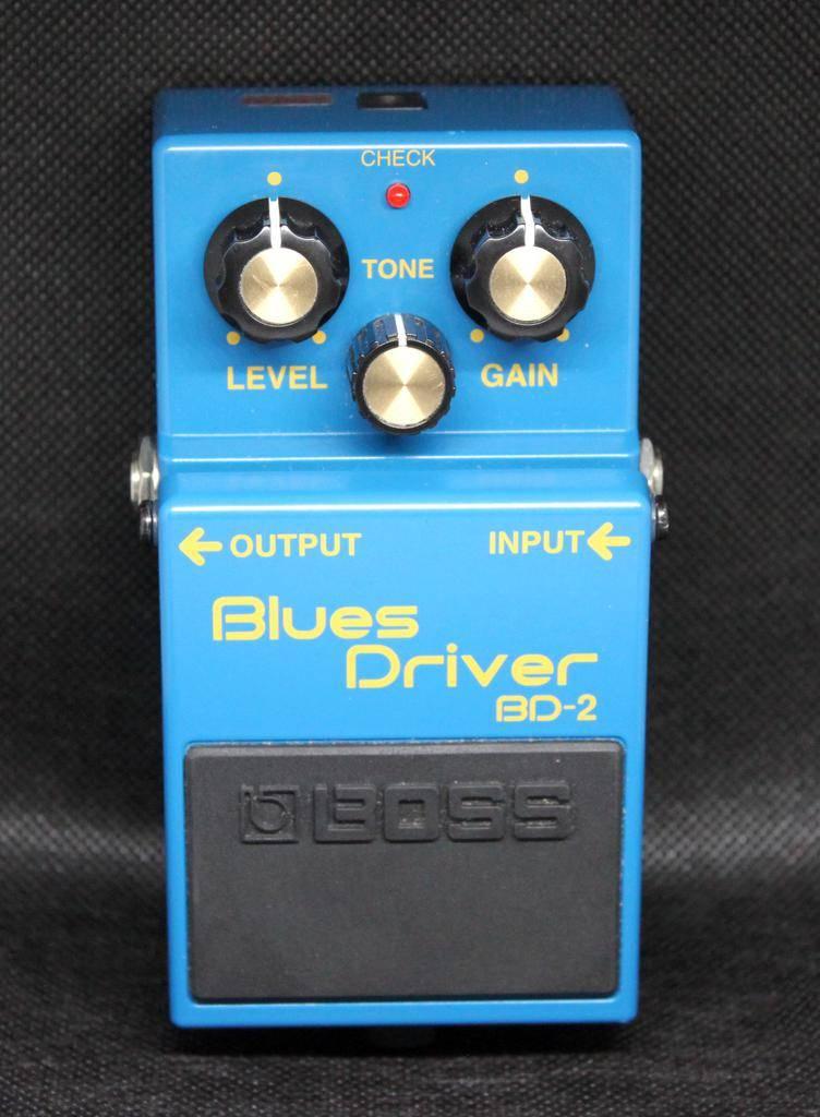 Boss Used Boss BD-2 Blues Driver