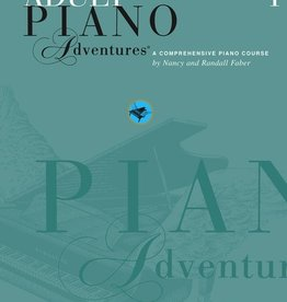 Hal Leonard Hal Leonard Adult Piano Adventures All-in-One Lesson Book 1