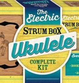 Hal Leonard The Electric Strum Box Ukulele Complete Kit