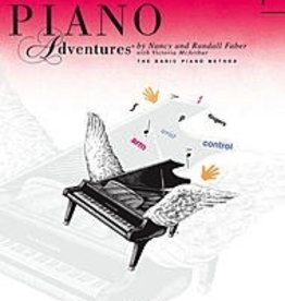 Hal Leonard Hal Leonard Faber Piano Adventures Level 1 - Technique & Artistry Book