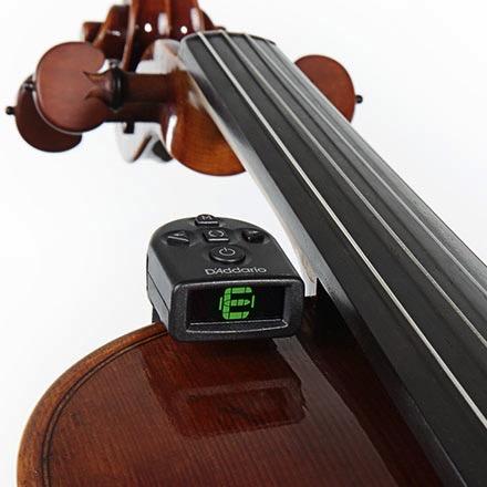 Planet Waves NS Micro Violin Tuner