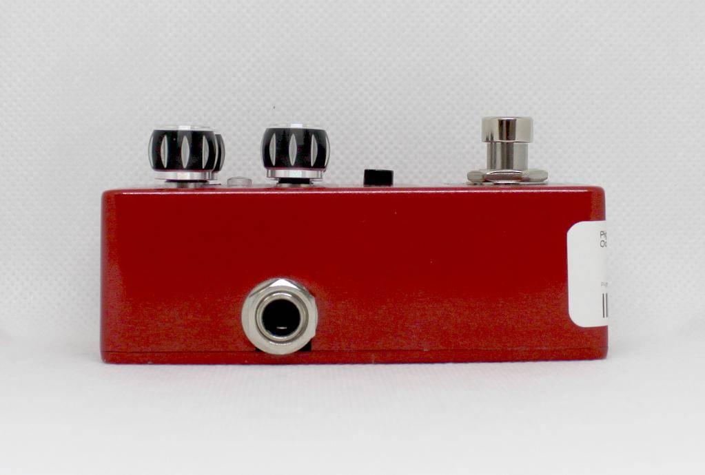 Pigtronix Octava Micro Octave Fuzz