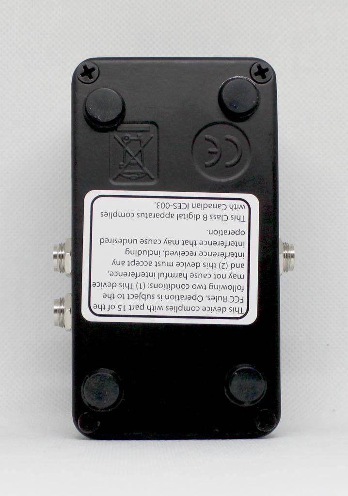 EHX Oceans 11 Multi-Function Reverb Pedal