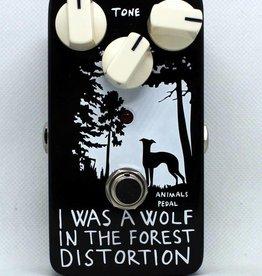 Animals Pedals I Was A Wolf British High-Gain Amp-Inspired Distortion