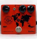 **CLEARANCE** Used NX Generation Visa High Gain Distortion Pedal