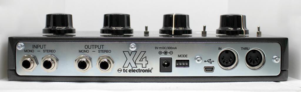 TC Electronic TC ELEC Ditto x4 Looper | dual track looper