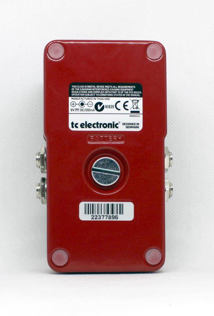 TC Electronic TC ELEC HOF Hall of Fame 2 Reverb