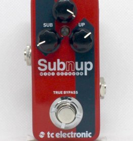 TC Electronic TC ELEC Sub'n'Up Mini Octaver