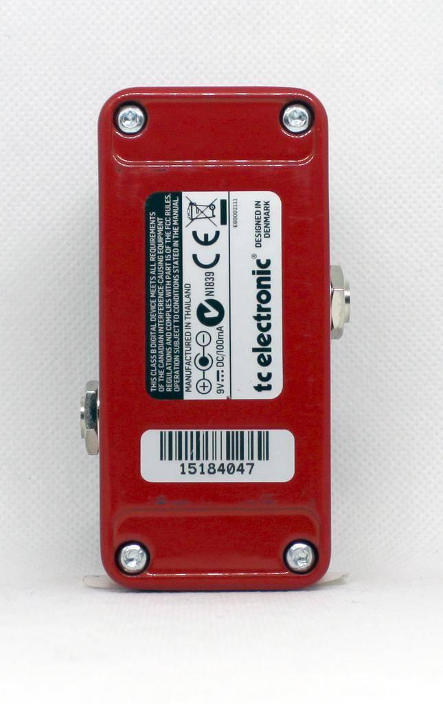 TC Electronic TC ELEC Sub'n'Up Mini Octaver
