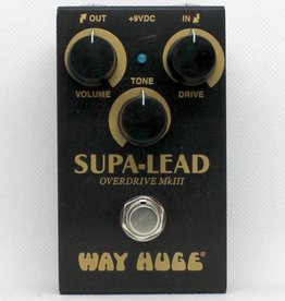 MXR Way Huge Smalls Supa-Lead Overdrive Pedal